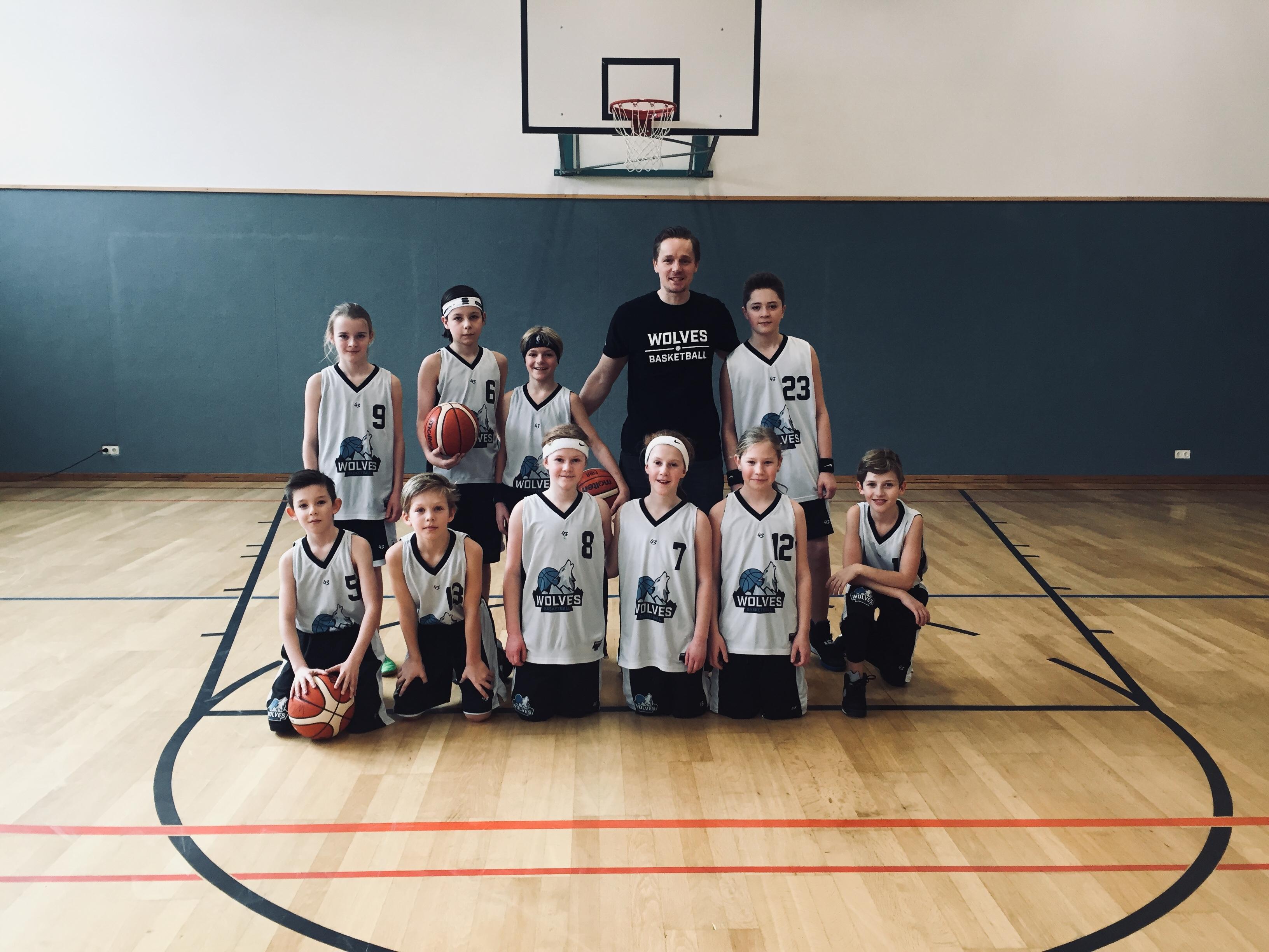 Fuschl Wolves U12